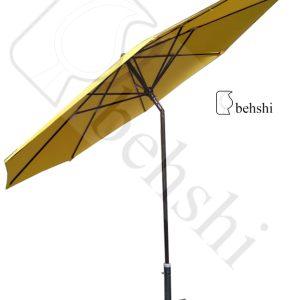 چتر پایه فلزی قطر 3 متر