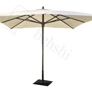 چتر پایه وسط فلزی 3 در 3
