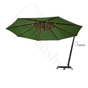 چتر پایه کنار قطر 3 متر