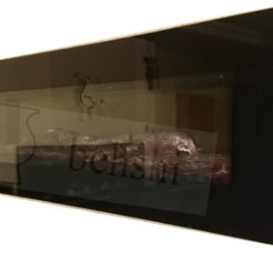 شومینه برقی تمام شیشه 150